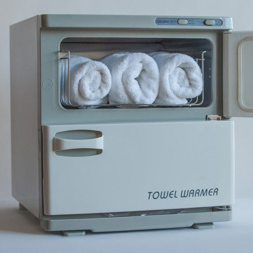 Towel Warmer Double Door for Clinics, Salons, Spas & Barbers