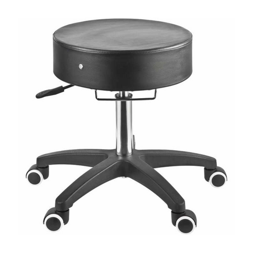 Rolling Pneumatic Stool for Therapists, Clinics & Wellness Practitioners