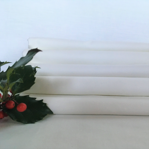 Poly Cotton Pillow Cases Massage Linens