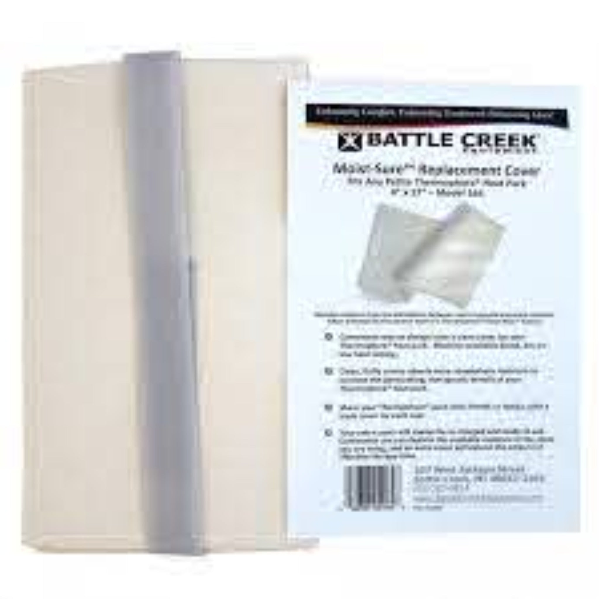 Battle Creek Thermophore Heating Pad Replacement Cover
