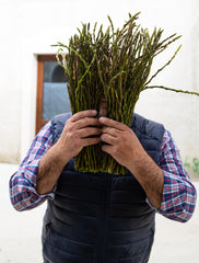 Asparagus from La Furtuna Estate