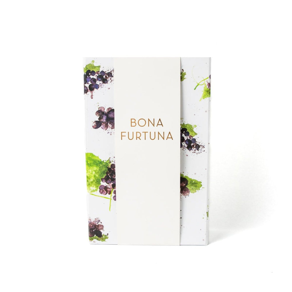 Bona Furtuna La Dolce Vita - Sicilian Extra Virgin Olive Oil and Balsamic Vinegar in Decorated Gift Box