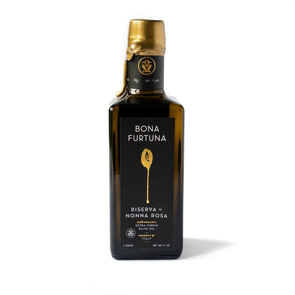 Bona Furtuna Riserva di Nonna Rosa - High-End Extra Virgin Olive Oil