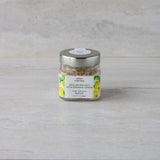 Bona Furtuna Sicilian Sea Salt with Organic Lemon - Sicilian Sea Salt with Lemon