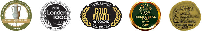 Award-Winning Sicilian Olive Oil