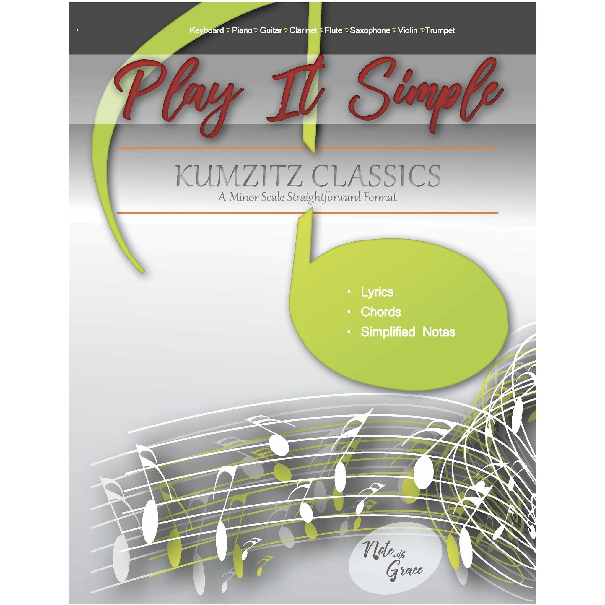 Play It Simple Savings! Bundle and Save Your Pockets-NoteWithGrace.com