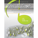 Play It Simple Hottest Jewish Hits 2017-Music Book-NoteWithGrace.com