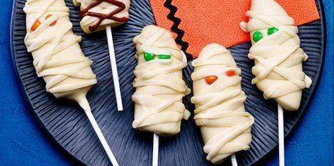Creepy Halloween Food and Treat Ideas for a Spooky Party