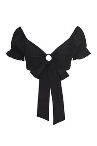 Acapulco Top - Black
