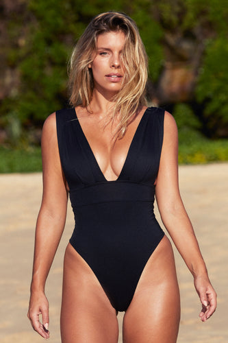 Aruba One Piece - Black