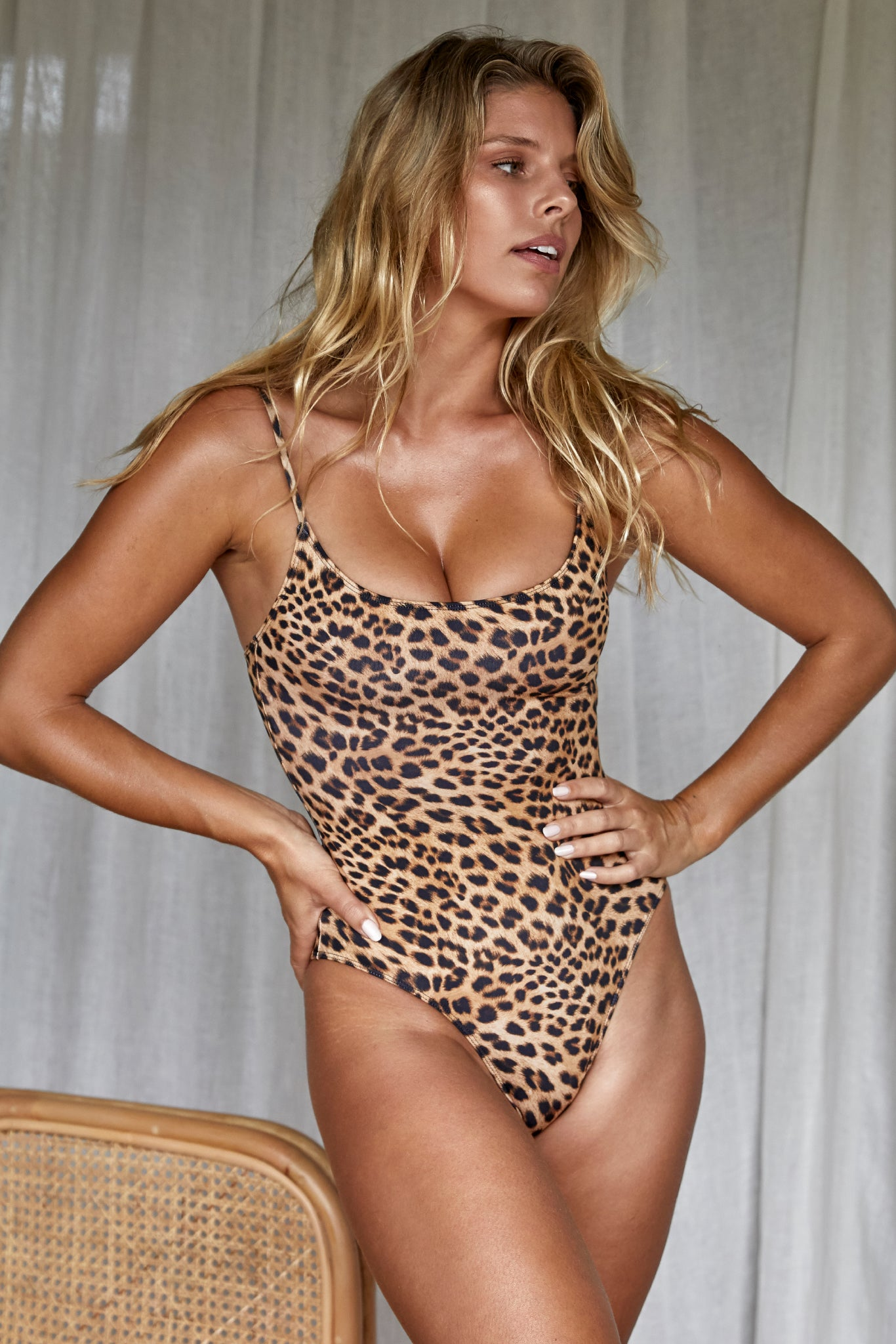 Bahamas One Piece - Jaguar