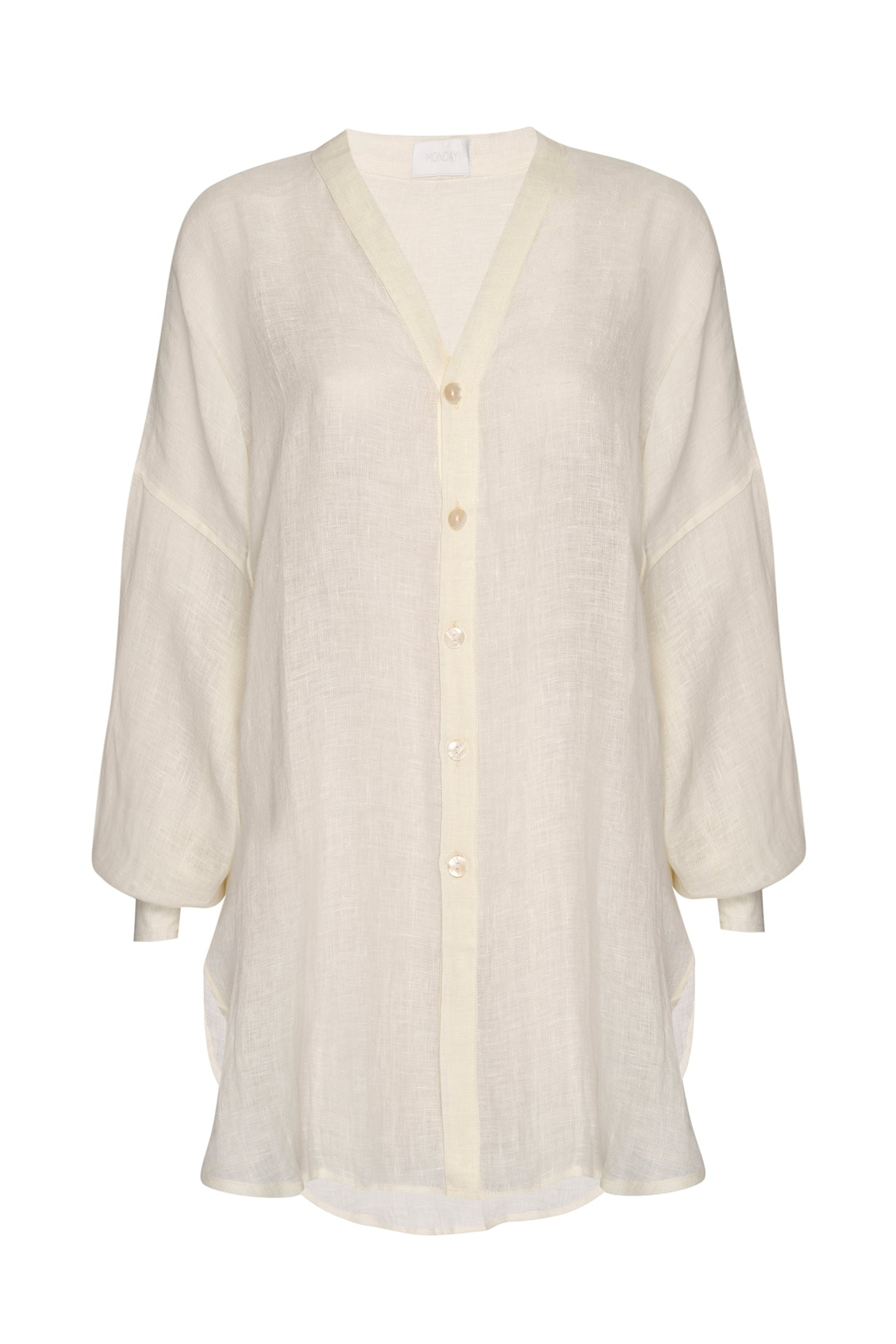 Load image into Gallery viewer, Barcelona Tunic - Ivory