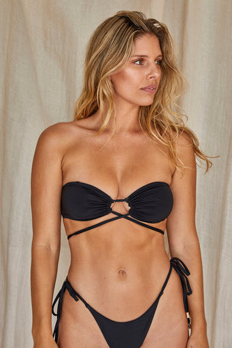 Copacabana Top - Black