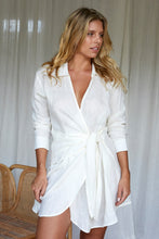 Load image into Gallery viewer, Kythira Dress - Ivory