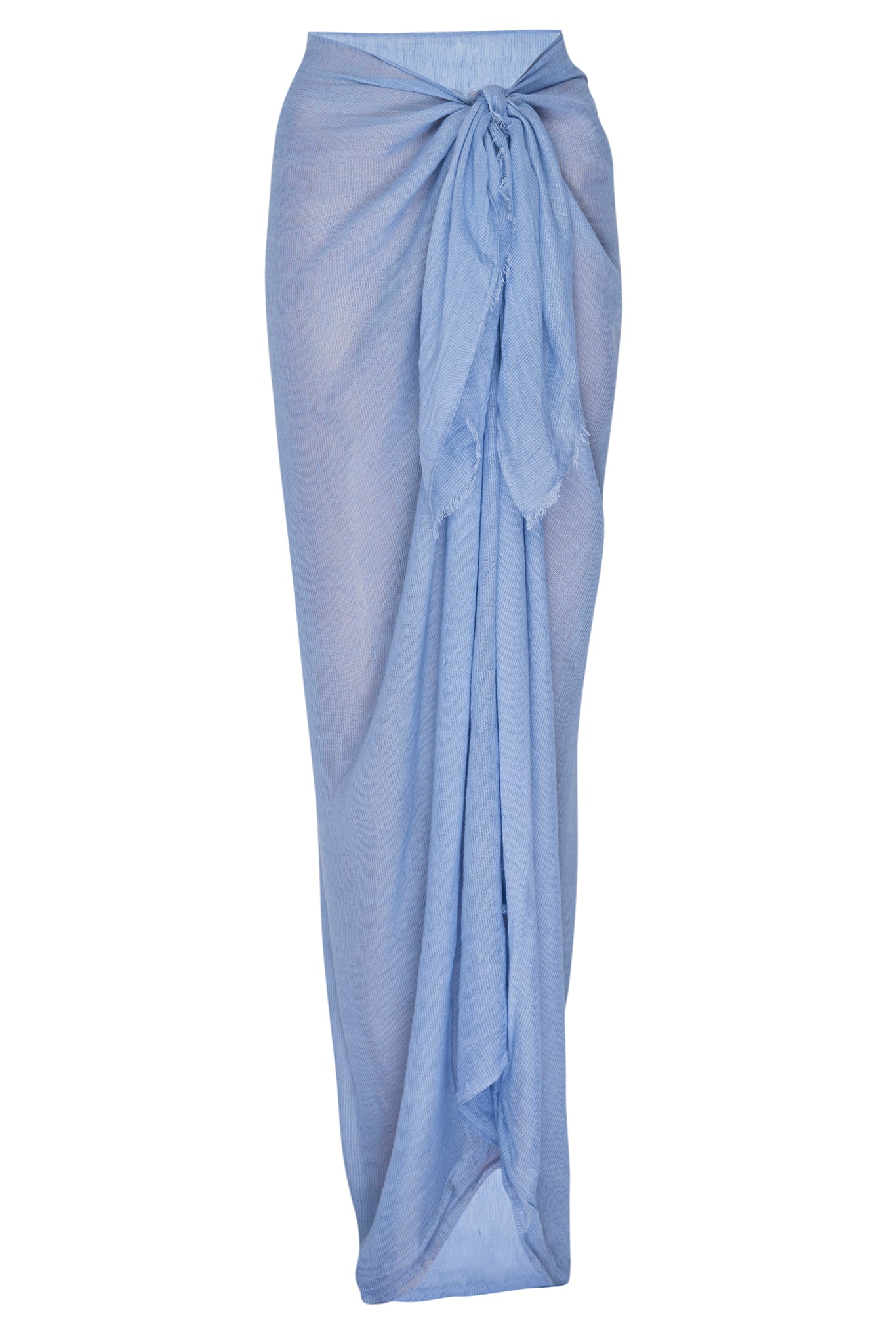 Load image into Gallery viewer, St. Tropez Sarong - Periwinkle