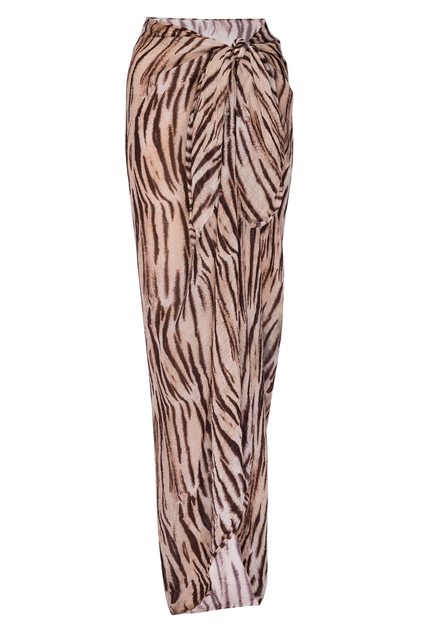 Load image into Gallery viewer, St. Tropez Sarong - Tiger