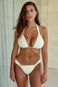 Tulum Bottom - Ivory