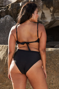 Riviera Bottom - Black