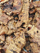 Lamb Crisps Dog Treats -Single Ingredient Lamb Lungs – Slow Roasted in the USA 8oz - TickledPet