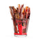 USA Bully Sticks – 100% Natural Beef Pizzle Dog Treats - 6 inch - TickledPet