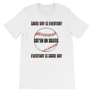 Everyday is Game Day Baseball T-Shirt GOS