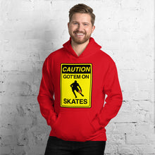 Load image into Gallery viewer, Caution Hoodie