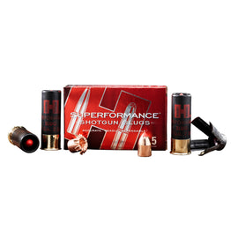 Buy Hornady - 20ga Slug 250 Grain Monoflex Superformance-5 in Ammunition online at Highball Outfitters - $18.95