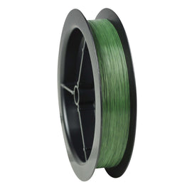 "Buy Spiderwire - EZ Braid Superline Line Spool - 110 Yards, 0.007"" Diameter, 10 lbs, Break Strength, Moss Green in Fishing online at Highball Outfitters - $8.99"
