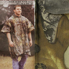 Buy Coleman - Apparel Camo Poncho AP in Clothing/Apparel online at Highball Outfitters - $12.99