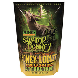 Buy Primos - Attractant - Swamp Donkey Crushed Honey Locust in Feeders Bait & Seed online at Highball Outfitters - $13.95