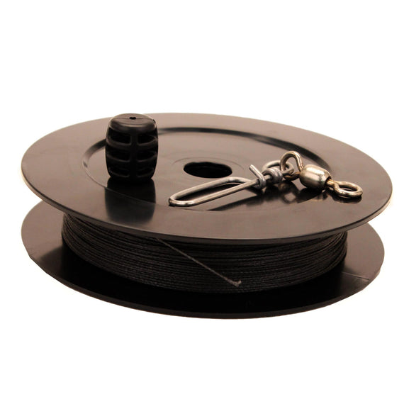 Buy Scotty - 200 lb Power Braid Downrigger Line - 200' Spool in Fishing online at Highball Outfitters - $34.95