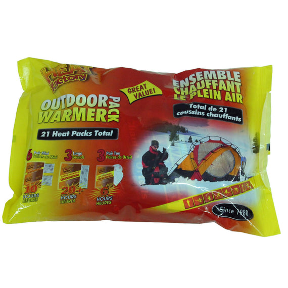 Buy Heat Factory - Outdoor Bonus Pack in Clothing/Apparel online at Highball Outfitters - $11.99