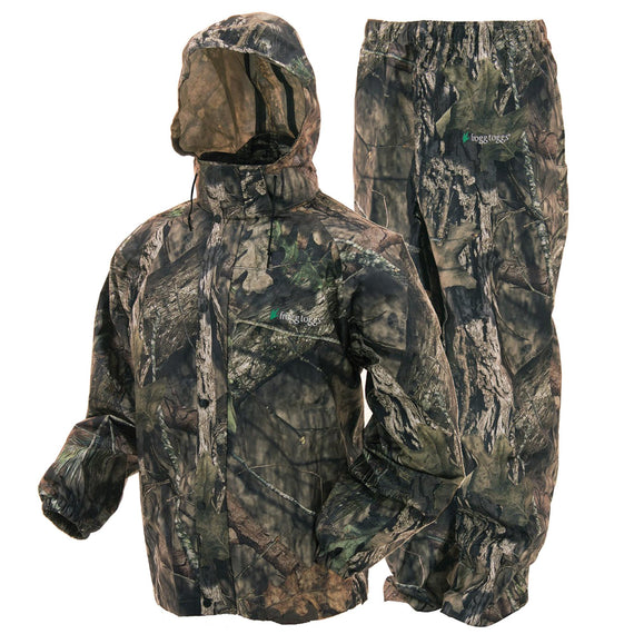 Buy Frogg Toggs - All Sport Suit - Small, Mossy Oak Break Up Country in Clothing/Apparel online at Highball Outfitters - $60.95