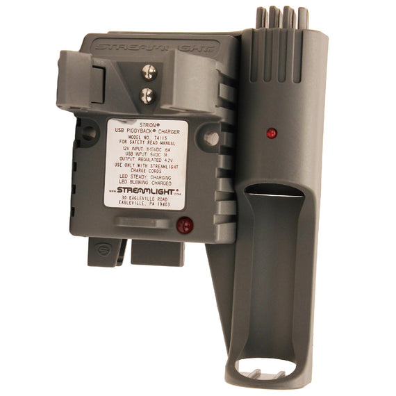 Buy Streamlight - Strion USB PiggyBack Charger Holder in Electronics & Instruments online at Highball Outfitters - $38.95