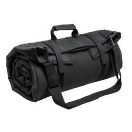 Buy Roll Up Shooting Mat - Black in Cases & Bags Specialty online at Highball Outfitters - $26.95
