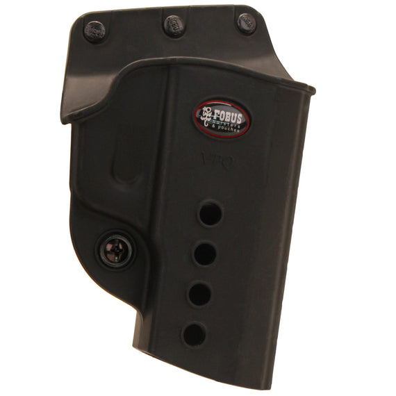 Fobus - Roto Belt Holster - H&K VP9-40, Walther PPQ -M2 9mm, Right Hand,  Black - Highball Outfitters