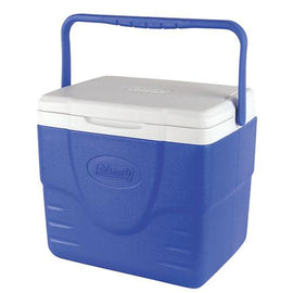 Cooler - 9-Quart without Tray, Blue