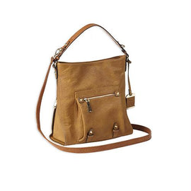 Buy Bulldog Cases - Hobo Anna Purse - with Holsters, Cognac in Cases & Bags Specialty online at Highball Outfitters - $55.95