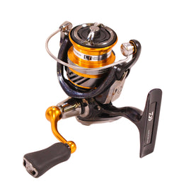 "Daiwa - Revros LT Spinning Reels - 5.2:1 Gear Ratio, 33.20"" Retrieve Rate, 8.80 lb Max Drag, Ambidextrous, Clam"