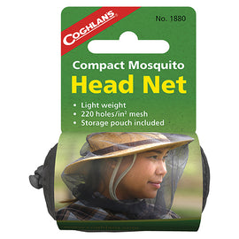 Coghlans - Compact Mosquito Head Net - Single