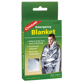 Buy Coghlans - Emergency Blanket in Sleeping Gear online at Highball Outfitters - $1.79