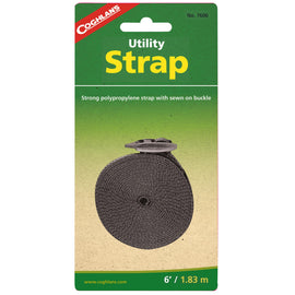Buy Utility Strap - 6 ft in Tent Accessories online at Highball Outfitters - $1.69