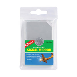 Buy Coghlans - Sight-Grid Signal Mirror in Personal Care online at Highball Outfitters - $13.28