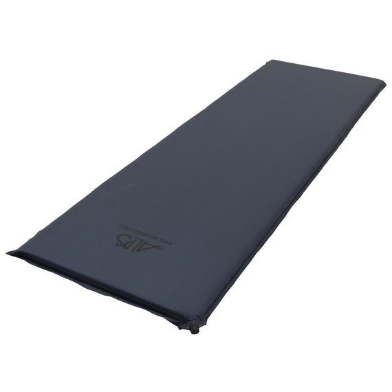"Buy Alps Mountaineering - Lightweigth Series Air Pad - Short, 20x48x1.5"", Blue in Sleeping Gear online at Highball Outfitters - $31.95"