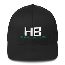 Buy Highball Outfitters - Structured Twill Cap in online at Highball Outfitters - $25.00