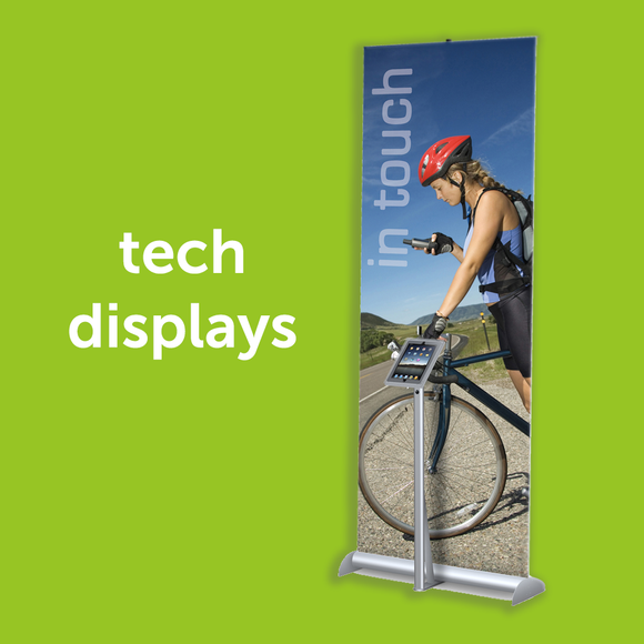 tech displays