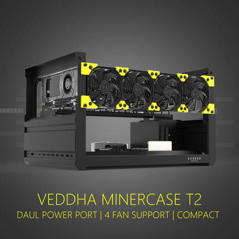 Minercase T2 6-BAY Standard Edition