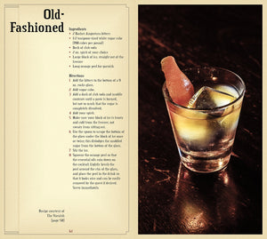 Photo of Old-Fashioned cocktail and recipe