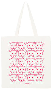 We Heart P-22 Cougar Bag (Pink)