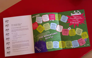 We Heart P-22 Book: The Adventures of P-22 Board Game by Lucy Gonzalez